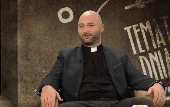 Ks. Michał Olszewski SCJ w Salve TV
