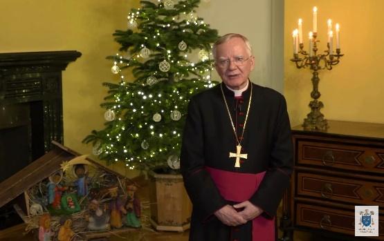 Życzenia na Boże Narodzenie abp. Marka Jędraszewskiego