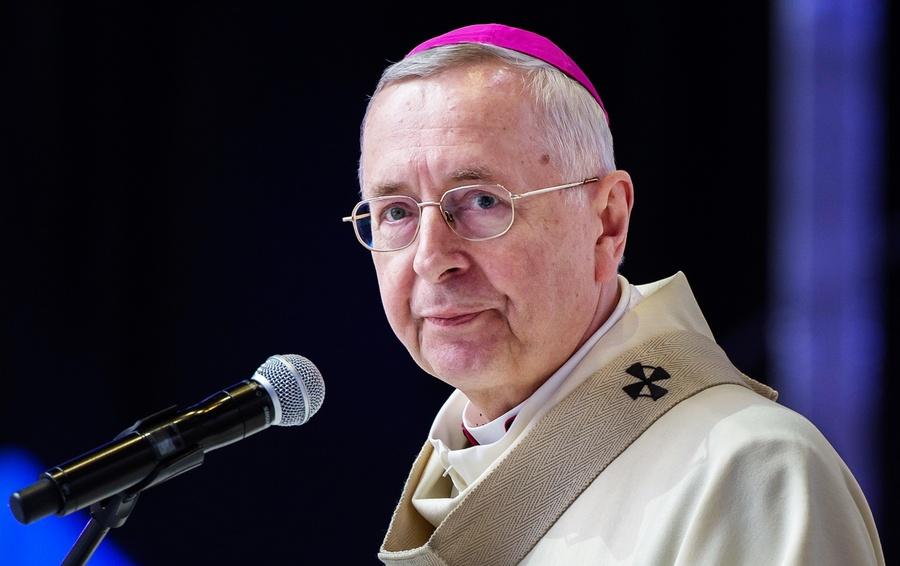 Abp Stanisław Gądecki, przewodniczący Konferencji Episkopatu Polski