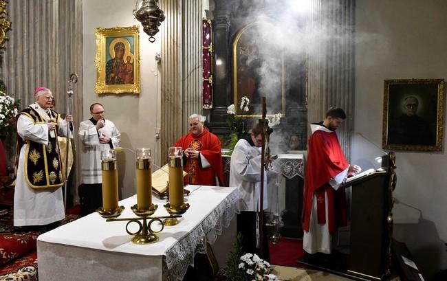 Odpust św. Andrzeja u Sióstr Klarysek w Krakowie