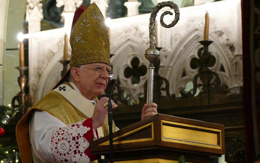 Uroczystość Bożego Narodzenia na Wawelu - Homilia abp. Marka Jędraszewskiego - 25 grudnia 2017