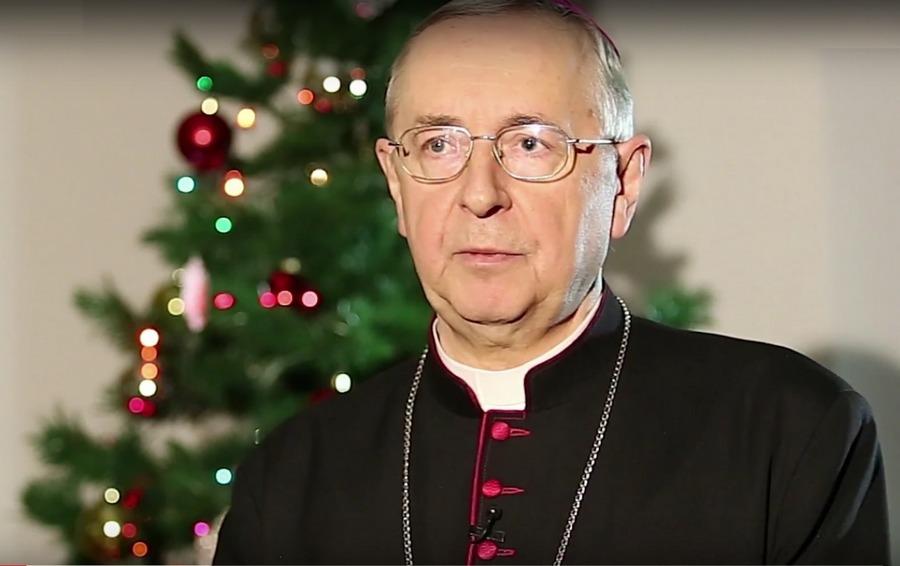 Orędzie Bożonarodzeniowe Przewodniczącego Episkopatu w TVP - 24 grudnia 2017