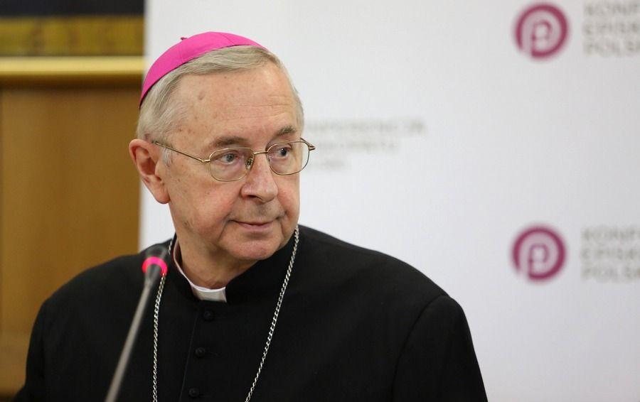 Abp Stanisław Gądecki - przewodniczący Konferencji Episkopatu Polski
