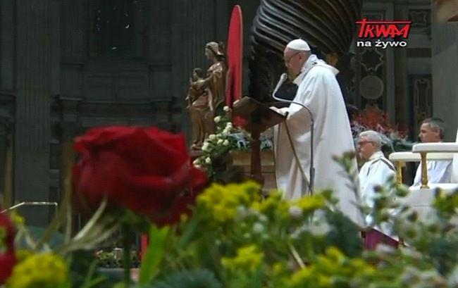 Pasterka w Watykanie - Homilia papieża Franciszka - 24 grudnia 2017