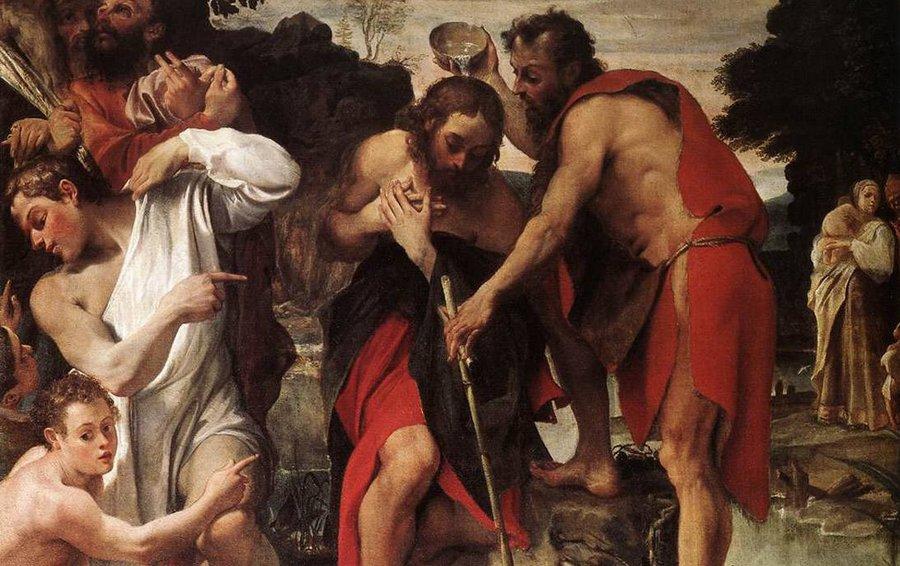 Chrzest Jezusa