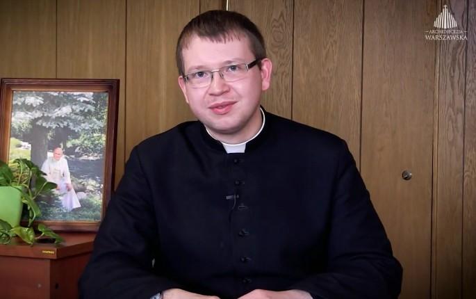 Moja Niedziela, 21 stycznia 2018 - Ks. Mateusz Oborzyński