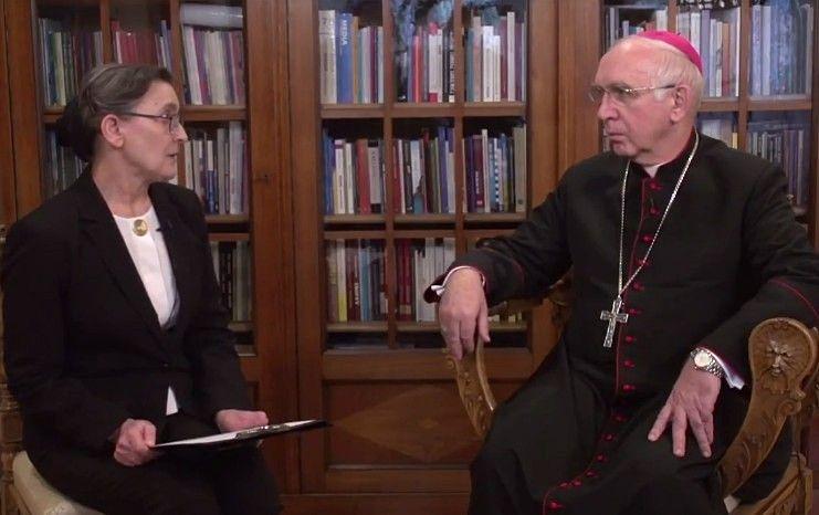 Mass media to dar i zmaganie - Rozmowa z abp. Wacławem Depo